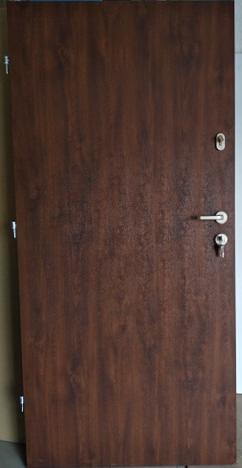 6 9 - Drzwi wejściowe do mieszkania: Gerda WD standard (Drzwi Lewe)