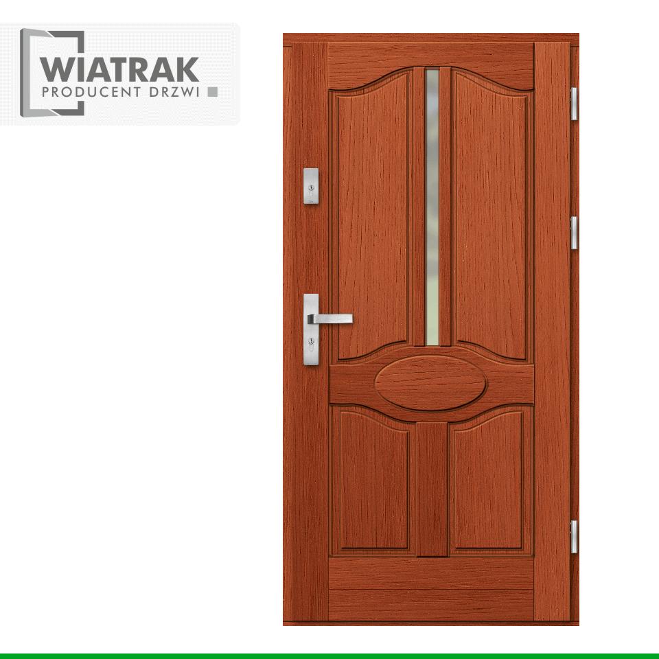 9 - Drzwi Ramiakowe - Wiatrak