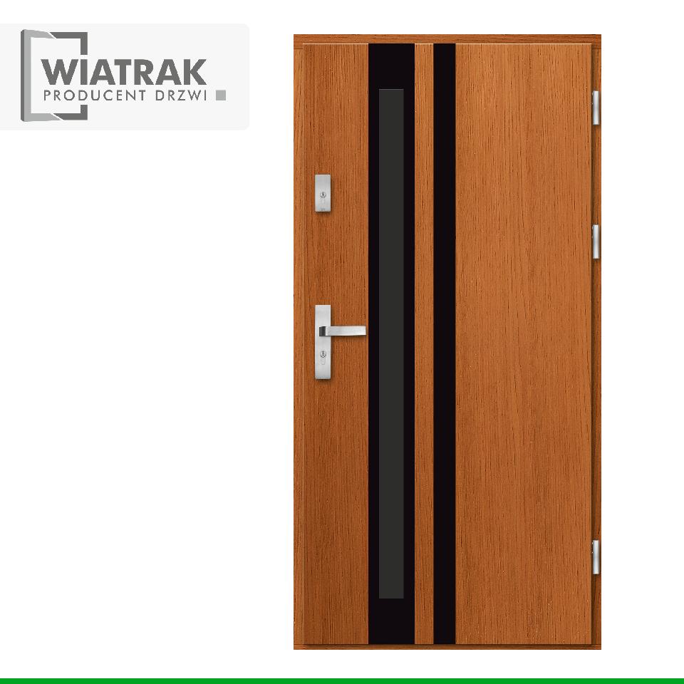 DP29 - Drzwi Płytowe - Wiatrak