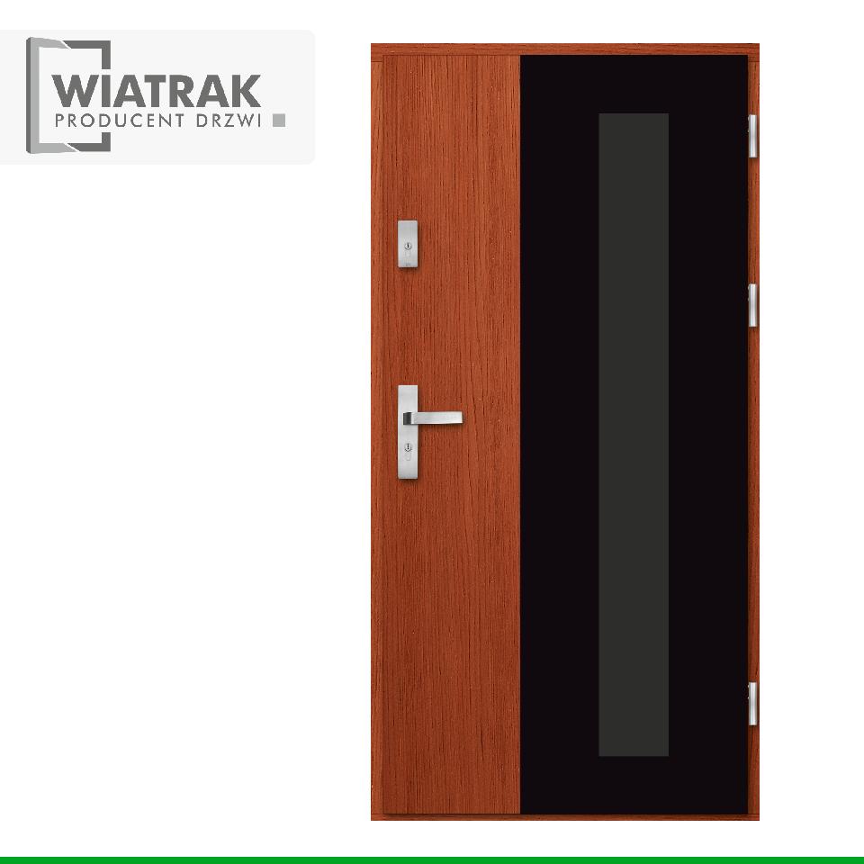 DP30 - Drzwi Płytowe - Wiatrak