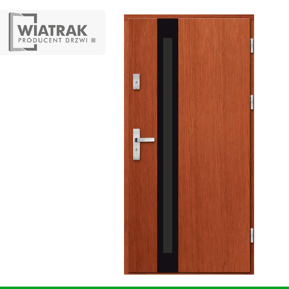 DP31 - Drzwi Płytowe - Wiatrak