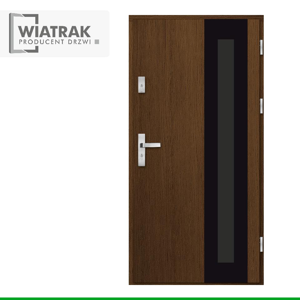 DP32 - Drzwi Płytowe - Wiatrak