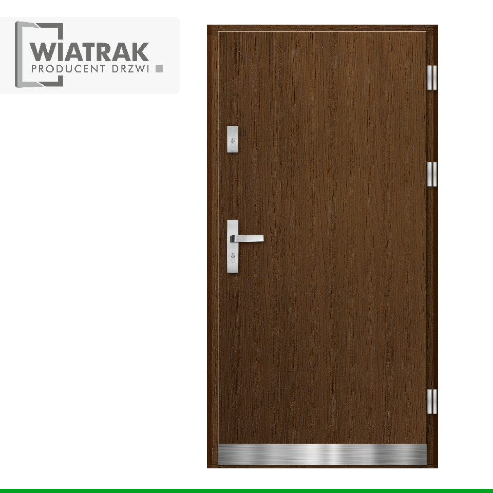 DP41 - Drzwi Płytowe - Wiatrak