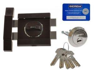 Zamek nawierzchniowy GERDA ZX 1000