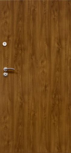Drzwi wejściowe do mieszkania: Gerda S Standard (Drzwi Prawe)