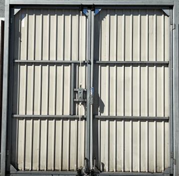 1 2 - Brama garażowa Wisniowski 2320x2360 (rozwierna, dwuskrzydłowa)
