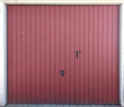 1 30 - Brama garażowa Wiśniowski 2470x2150 (uchylna) -50%