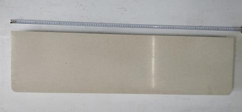 "1 37 - Parapet  CERPOL - ""Beige Marfil"" 93 x 25 (cm)"