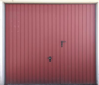 2 26 - Brama garażowa Wiśniowski 2470x2150 (uchylna) -50%