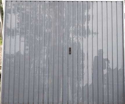 Brama garażowa Wiśniowski 2
