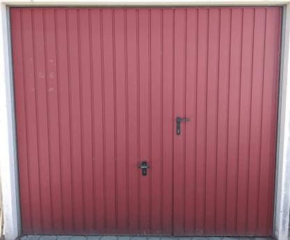 4 20 - Brama garażowa Wiśniowski 2470x2150 (uchylna) -50%