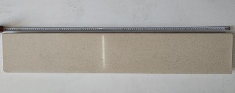 "4 22 - Parapet  CERPOL - ""Beige Marfil"" 107x19 (cm)"