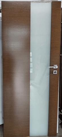 Drzwi wewnętrzne orzech włoski
