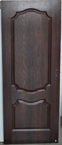 Drzwi wewnętrzne bezprzylgowe orzech ciemny