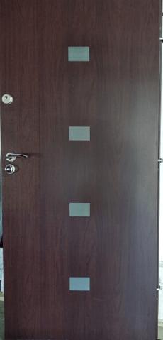 2 3 - Drzwi wejściowe do mieszkania: Gerda S Premium (Drzwi Lewe)