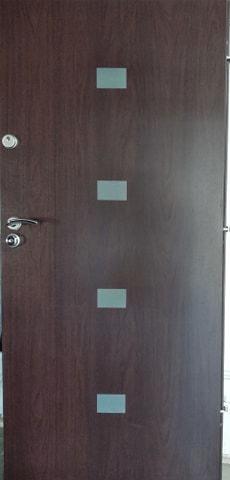 3 3 - Drzwi wejściowe do mieszkania: Gerda S Premium (Drzwi Lewe)