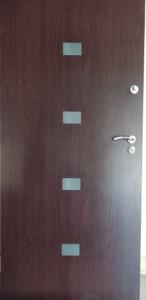 Drzwi wejściowe do mieszkania: Gerda