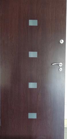 5 - Drzwi wejściowe do mieszkania: Gerda S Premium (Drzwi Lewe)