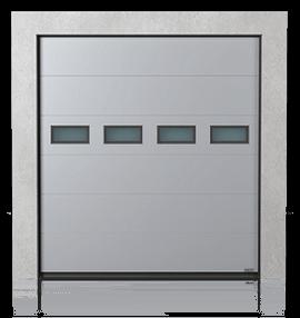 05 1 - Bramy segmentowe przemysłowe - Wisniowski - Makro Pro 2.0; Makro Pro 100; Makro Therm;