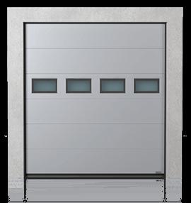 06 - Bramy segmentowe przemysłowe - Wisniowski - Makro Pro 2.0; Makro Pro 100; Makro Therm;