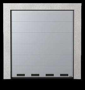 07 - Bramy segmentowe przemysłowe - Wisniowski - Makro Pro 2.0; Makro Pro 100; Makro Therm;
