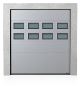 10 - Bramy segmentowe przemysłowe - Wisniowski - Makro Pro 2.0; Makro Pro 100; Makro Therm;