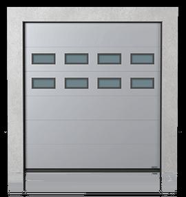 11 - Bramy segmentowe przemysłowe - Wisniowski - Makro Pro 2.0; Makro Pro 100; Makro Therm;