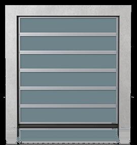 12 - Bramy segmentowe przemysłowe - Wisniowski - Makro Pro 2.0; Makro Pro 100; Makro Therm;
