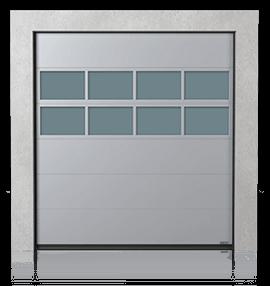 13 - Bramy segmentowe przemysłowe - Wisniowski - Makro Pro 2.0; Makro Pro 100; Makro Therm;