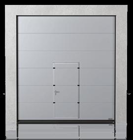 15 - Bramy segmentowe przemysłowe - Wisniowski - Makro Pro 2.0; Makro Pro 100; Makro Therm;