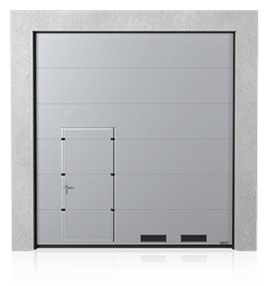 16 - Bramy segmentowe przemysłowe - Wisniowski - Makro Pro 2.0; Makro Pro 100; Makro Therm;