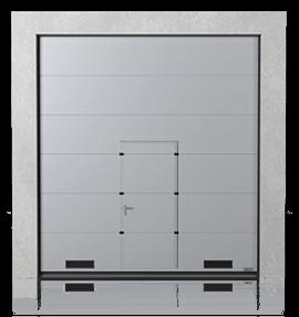 17 - Bramy segmentowe przemysłowe - Wisniowski - Makro Pro 2.0; Makro Pro 100; Makro Therm;