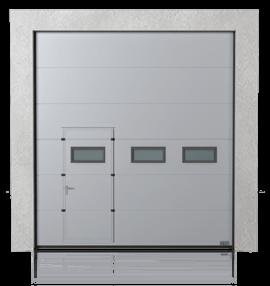 18 - Bramy segmentowe przemysłowe - Wisniowski - Makro Pro 2.0; Makro Pro 100; Makro Therm;