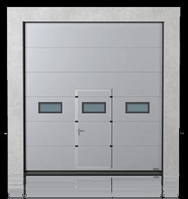 19 - Bramy segmentowe przemysłowe - Wisniowski - Makro Pro 2.0; Makro Pro 100; Makro Therm;