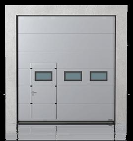 20 - Bramy segmentowe przemysłowe - Wisniowski - Makro Pro 2.0; Makro Pro 100; Makro Therm;