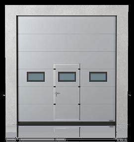 21 - Bramy segmentowe przemysłowe - Wisniowski - Makro Pro 2.0; Makro Pro 100; Makro Therm;