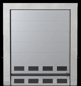 22 - Bramy segmentowe przemysłowe - Wisniowski - Makro Pro 2.0; Makro Pro 100; Makro Therm;