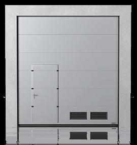 23 - Bramy segmentowe przemysłowe - Wisniowski - Makro Pro 2.0; Makro Pro 100; Makro Therm;