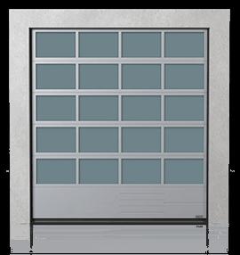 25 - Bramy segmentowe przemysłowe - Wisniowski - Makro Pro 2.0; Makro Pro 100; Makro Therm;