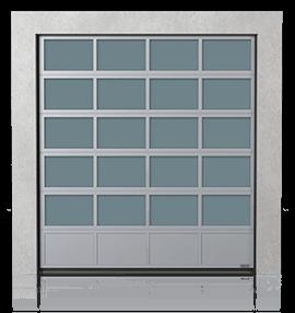 26 - Bramy segmentowe przemysłowe - Wisniowski - Makro Pro 2.0; Makro Pro 100; Makro Therm;