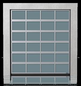 27 - Bramy segmentowe przemysłowe - Wisniowski - Makro Pro 2.0; Makro Pro 100; Makro Therm;