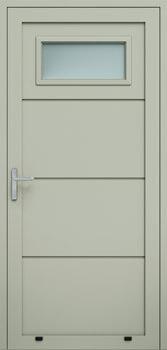 panelowe bez przetloczen przeszklenie A1 7032 - Drzwi boczne - Wiśniowski