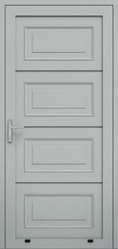 panelowe kasetony 9006 - Drzwi boczne - Wiśniowski