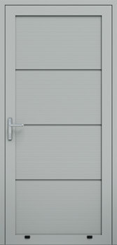 panelowe panelV 9006 - Drzwi boczne - Wiśniowski
