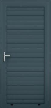 panelowe panel aw100 7016 - Drzwi boczne - Wiśniowski