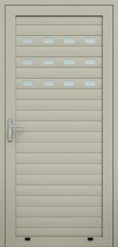 panelowe panel aw100 przeszklony 7032 - Drzwi boczne - Wiśniowski
