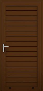 panelowe przetloczenie niskie 8014 - Drzwi boczne - Wiśniowski
